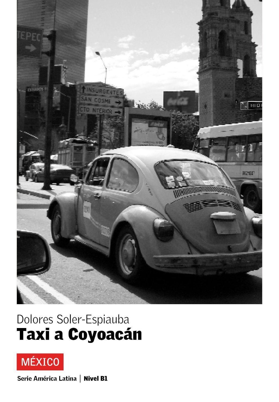 Taxi a Coyoacán